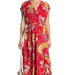 NEW Meghan LA Jasmine Maxi Dress M